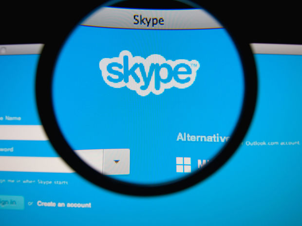 skype, online komunikácia, telefonovanie, videohovor,