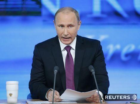 Putin: Rusko sa dostane z krízy do dvoch rokov