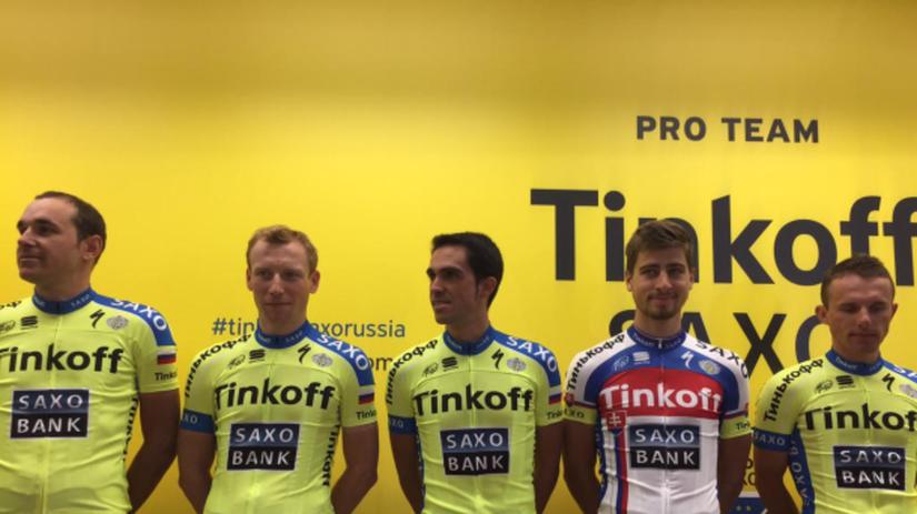 3c36089f1197a Sagan sa bude výrazne líšiť od kolegov v Tinkoff-Saxo - Cyklistika ...