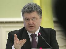 Ukrajina, Petro Porošenko, prezident