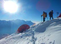 Himaláje, horolezci