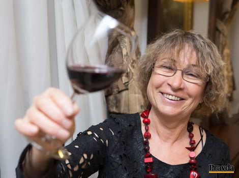 Víno, ktoré berie Francúzov za srdce, dorába Slovenka