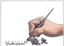 Charlie Hebdo, karikatúry, Paríž, Francúzsko, teroristický útok, týždenník, redakcia, islamisti