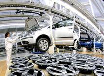 Volkswagen - produkcia
