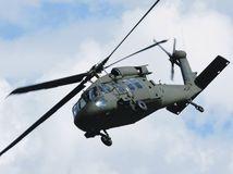 vrtuľník, helikoptéra, Sikorski, Black Hawk
