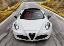 Alfa Romeo 4C Spider - 2015