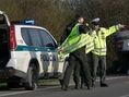 havária, nehoda, polícia, policajt, dopravná nehoda