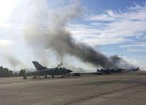 NATO, stíhačka, Španielsko, havária