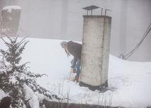 počasie, zima, sneh