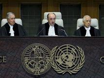 Haag, Medzinárosný súdny tribunál, Peter Tomko
