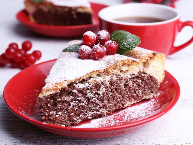 raňajky, torta, koláč, sacharidy