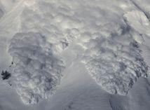 Švajčiarsko, lavína