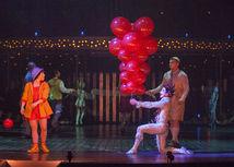 cirque du soleil, slnecny cirkus, quidam