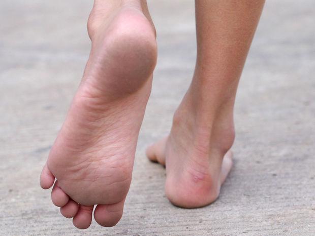 nohy, chodidlá