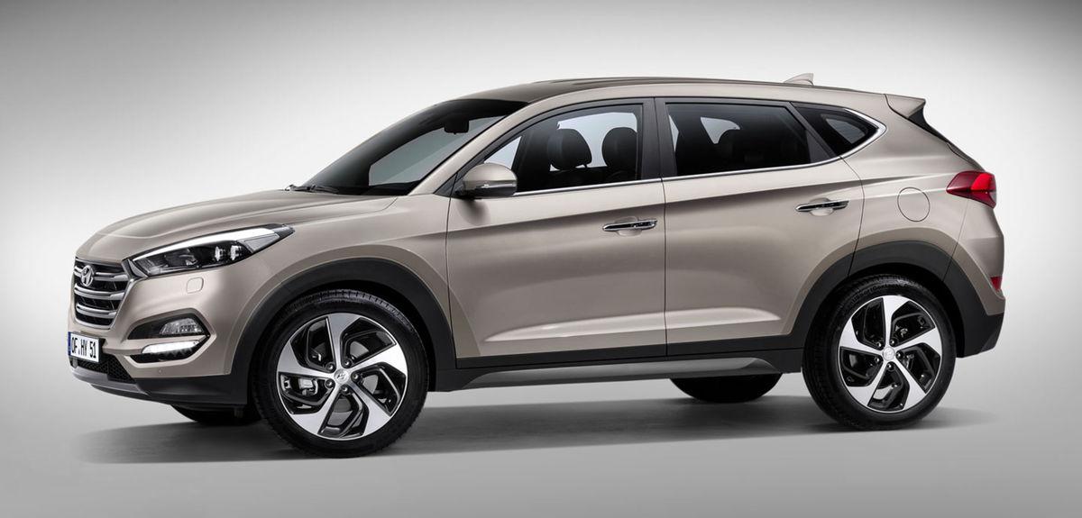 Hyundai Tucson - 2016
