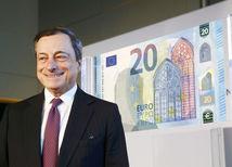 20, eur, ECB, Mario Draghi