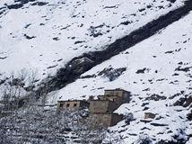 Afganistan, lavína, sneh, lavíny, zima, obete