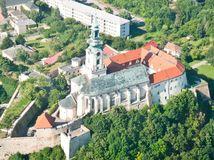 Nitra, Nitriansky hrad, Kultúrne pamiatky, historické pamiatky, Nórske fondy,