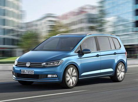 VW Touran 2016: Nový po dvanástich rokoch