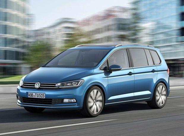 VW Touran - 2016