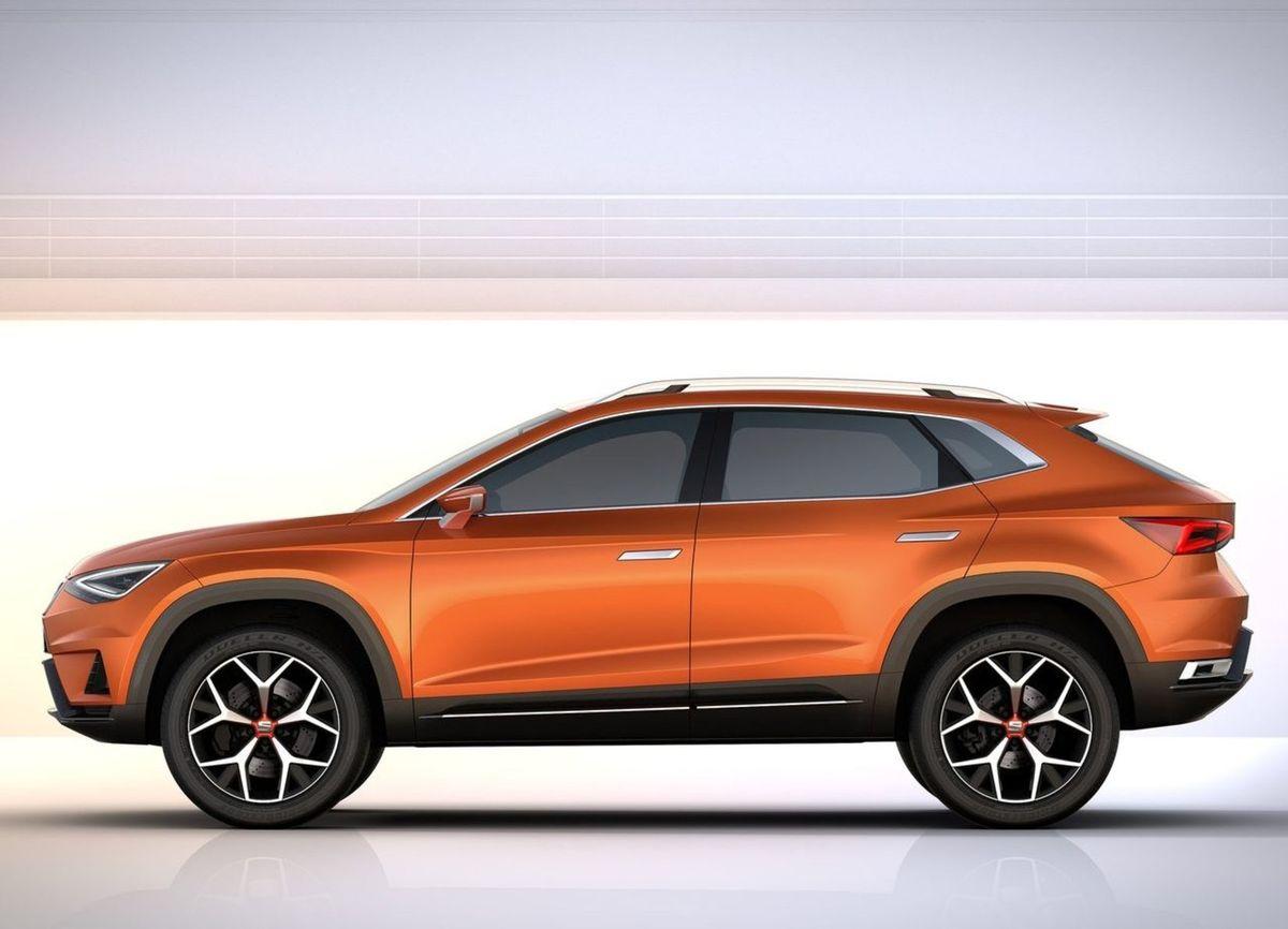 Dĺžkou 4 659 mm zapadá koncept 20V20 medzi VW Tiguan a väčší Touareg. To platí aj o jeho rázvore 2 791 mm. Podvozok so svetlou výškou 228 mm dopĺňajú 20-palcové disky kolies.
