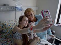 Valentina Maureirová, Čile, Chile, eutanázia, nemocnica, pacientka, cystická fibróza, choroba, utrpenie, selfie