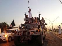 Irak, Tikrít, Islamský štát, islamisti, Mosul
