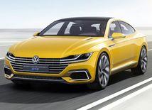 VW Sport Coupé GTE Concept - 2015
