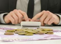 dane, kalkulačka, odvody, peniaze