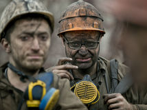 Ukrajina, banské nešťastie