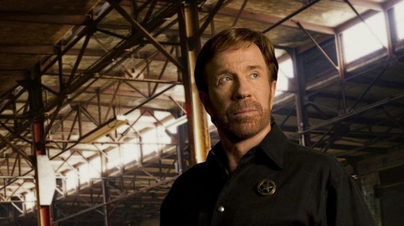 Chuck Norris Plachy Chlapec S Ciernym Pasom Film A Televizia