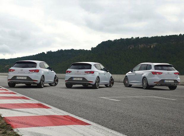Rodina ostrých Leonov má odteraz troch členov – troj- a päť-dverový hatchback ako aj kombi ST.