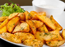 zemiaky, sacharidy