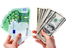 euro, dolár, kurz, peniaze, mena, ECB, money, USD, EUR