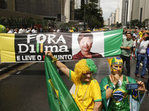 Brazília, Dilma Rousseffová,