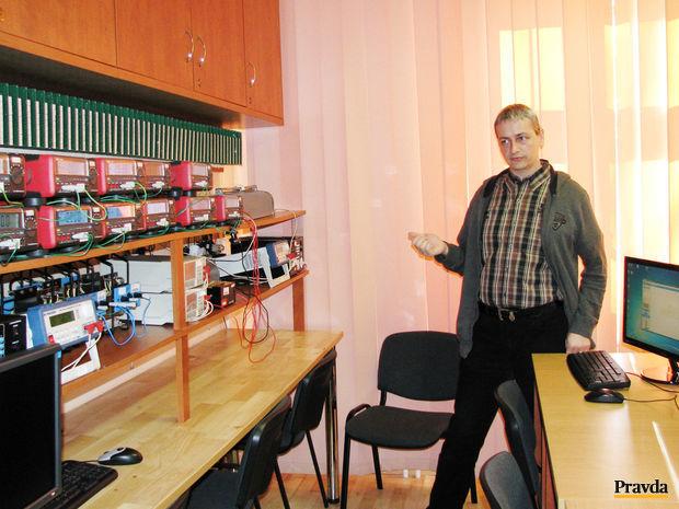laboratórium, Košice, Technická univerzita