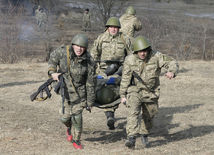 Ukrajina, ukrajinskí vojaci