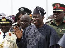 Nigéria, nigérijský prezident, Goodluck Jonathan