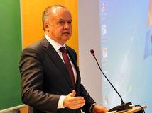 prezident, Andrej Kiska