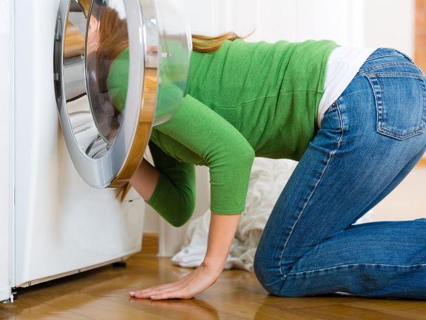 práčka, domáce práce