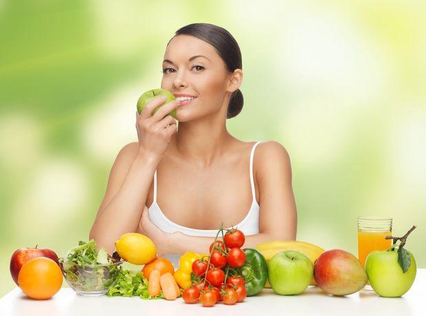 zelenina, ovocie, zdravá strava
