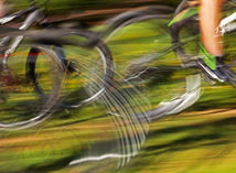 cyklistika, koleso, pedál