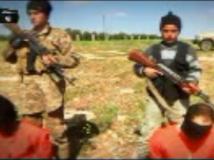 Islamský štát, poprava v Hamá, Sýria