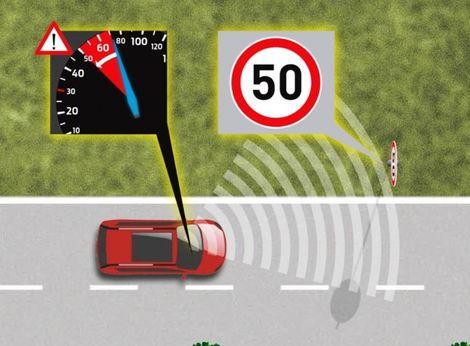 Ford predstaví obmedzovač rýchlosti proti pokutám