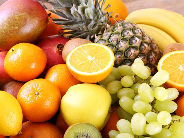 ovocie, vitamíny, výživa