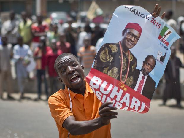 Prívrženec bývalého vojenského diktátora muhammada buhariho sa