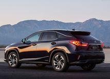 Lexus RX - 2016