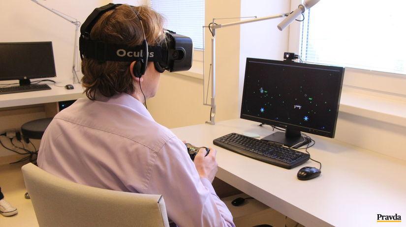 e23988962 Lenivý zrak vyliečia 3D okuliare - Domáce - Správy - Pravda.sk