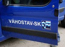 Váhostav, logo