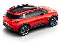 Citroën Aircross Concept - 2015